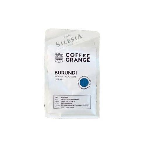 Coffee grange burundi nkaka 250g ziarnista