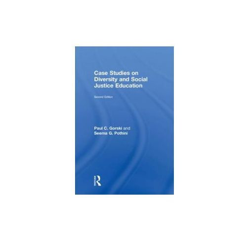 Case Studies on Diversity and Social Justice Education (9780815374985)