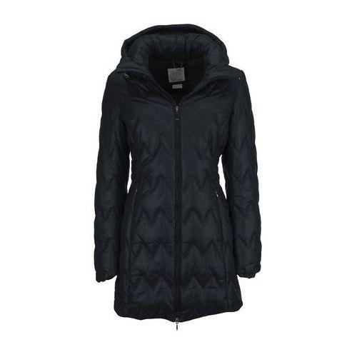 płaszcz damski xs ciemnoniebieski marki Geox