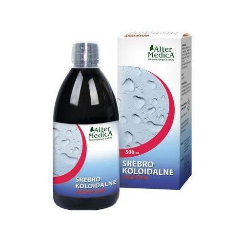 Alter medica Srebro koloidalne tonik 500ml