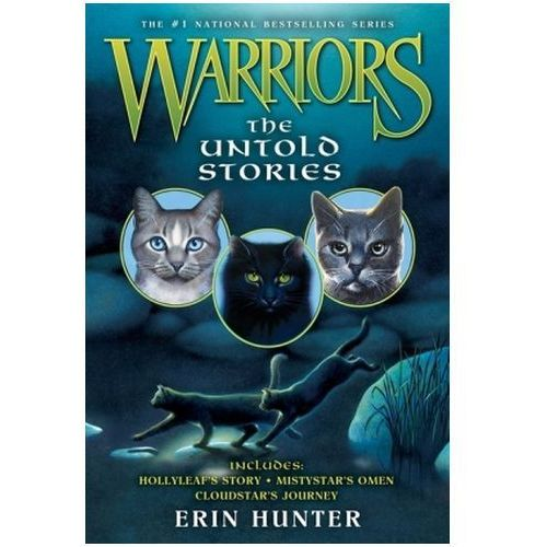 Warriors: The Untold Stories (9780062232922)