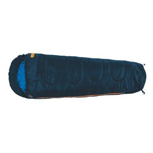 Easy camp cosmos junior śpiwór dzieci niebieski 2018 śpiwory syntetyczne