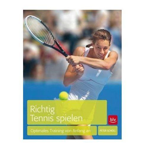 Richtig Tennis spielen (9783835411036)