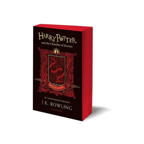 Harry Potter and the Chamber of Secrets: Gryffindor Edition Rowling Joanne K. (9781408898109)