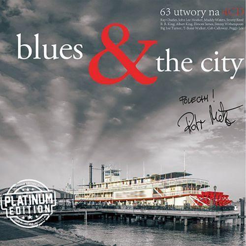 My music group Różni wykonawcy - blues & the city / 4cd (5902114891565)