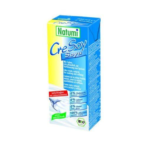 200ml zagęszczany produkt sojowy bio marki Natumi
