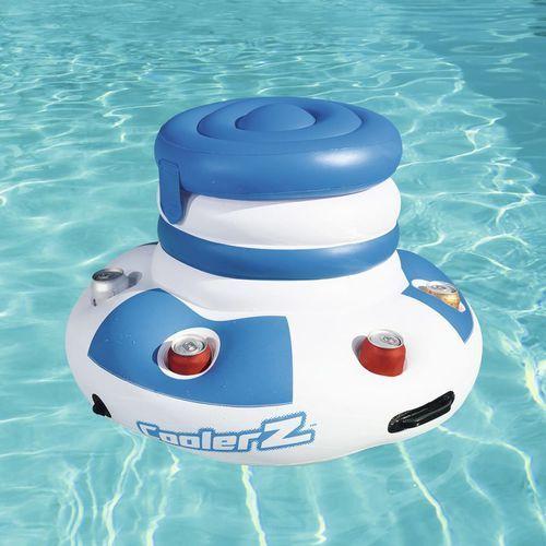 Bestway pływająca chłodziarka coolerz, 70 cm, 43117 (8718475509882)