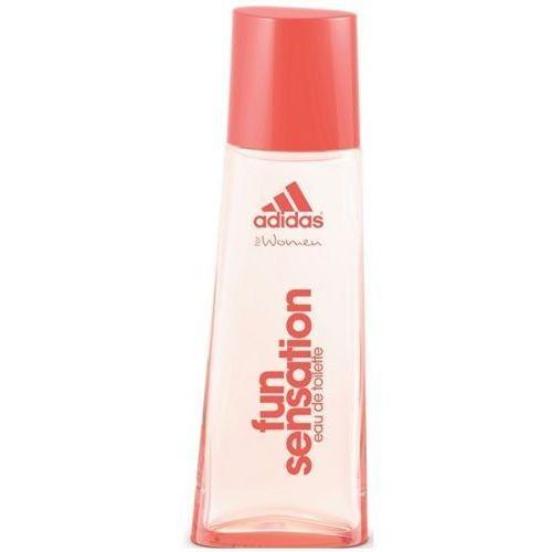 Adidas fun sensation for women 30 ml - adidas fun sensation for women 30 ml