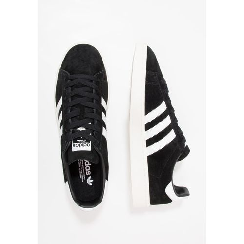 adidas Originals CAMPUS Tenisówki i Trampki core black/footwear white/chalk white, BEF02