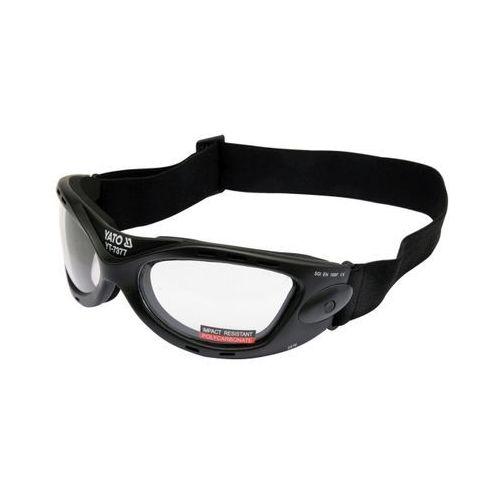 Okulary ochronne marki Yato