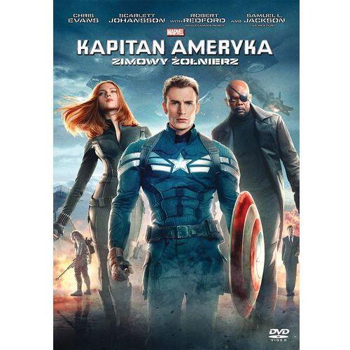 Kapitan Ameryka. Zimowy żołnierz [DVD]
