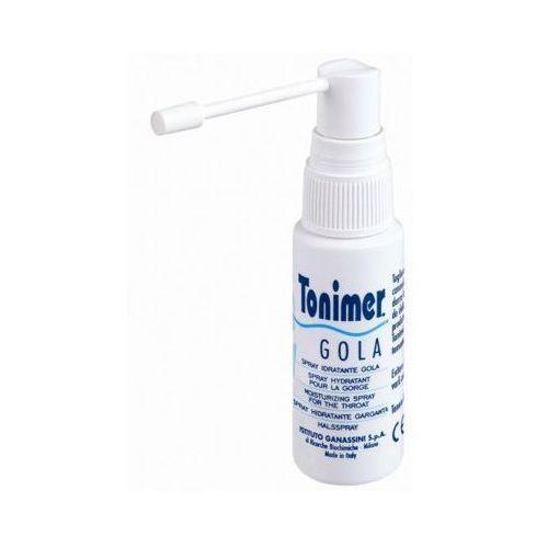 TONIMER Spray płyn nawil.d/gardła 15ml (lek Pozostałeleki i suplementy)