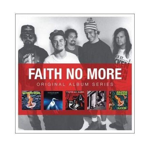 Original Album Series - Faith No More (Płyta CD)