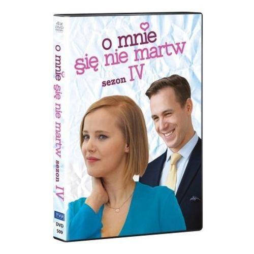 Tvp O mnie się nie martw. sezon 4 (4 dvd)