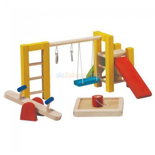 Mebelki dla lalek plac zabaw, plto-7153 marki Plan toys