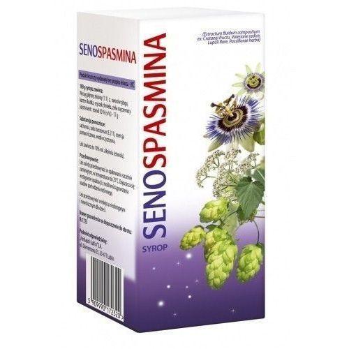 SENOSPASMINA (Passispasmina) Syrop 150g (119ml)