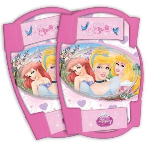 Ochraniacze rowerowe na kolana i łokcie Księżniczki - Disney, Licencja Disney z Tinkerbell
