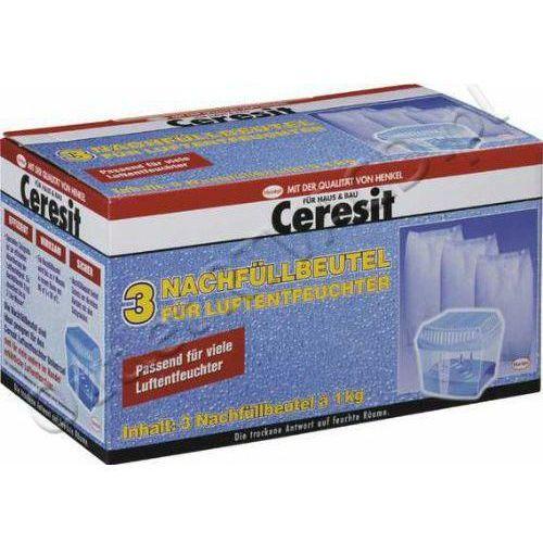 Wkłady do pochłaniacza wilgoci CERESIT Henkel 456684 / 2 sztuki / 2 x 1 kg / uniwersalny / przeciw wilgoci, pleśni, zapachowi stęchlizny - oferta (05842e760731b575)