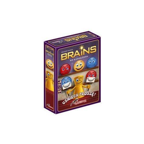 Lacerta Brains: uśmiech proszę! 50 łamigłówek