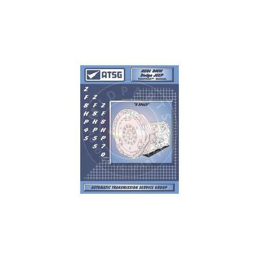 ZF 8HP45 / 8HP55 / 8HP70 / 8HP90 LITERATURA TECHNICZNA