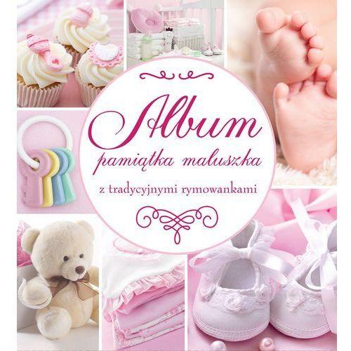 Album pamiątka maluszka dla dziewczynki - mamy na stanie, wyślemy natychmiast (9788328024281)