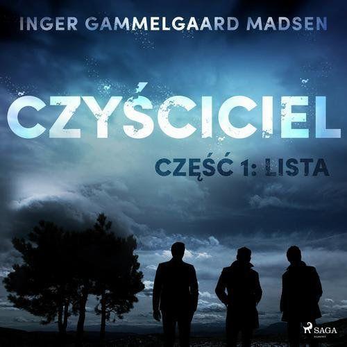 Czyściciel 1: Lista - Inger Gammelgaard Madsen (MP3) (9788726169751)