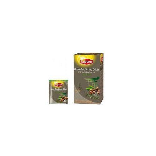 Herbata green tea orient 25 saszetek marki Lipton