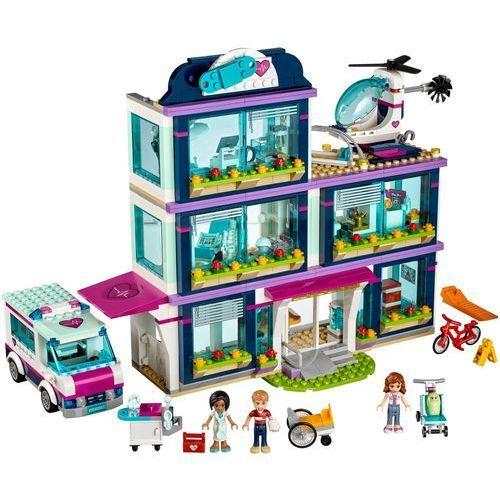 41318 SZPITAL W HEARTLAKE (Heartlake Hospital) KLOCKI LEGO FRIENDS