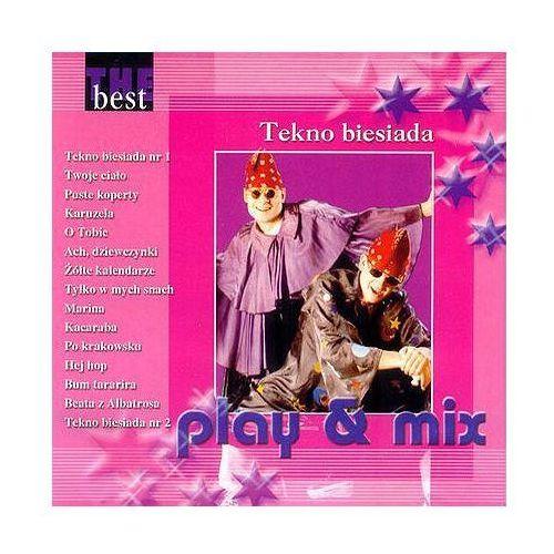 The Best - Tekno Biesiada, BLUEMIX16090
