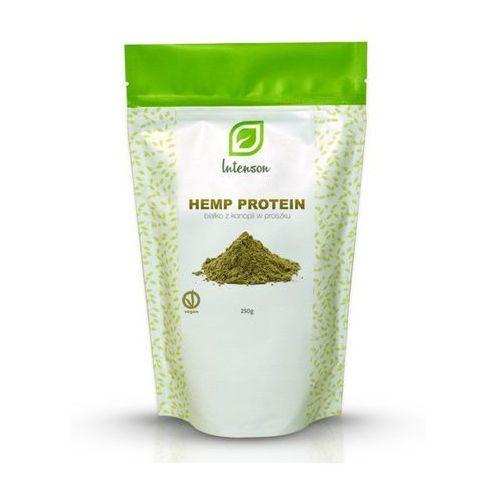 Intenson europe Białko z konopi w proszku hemp protein 250g