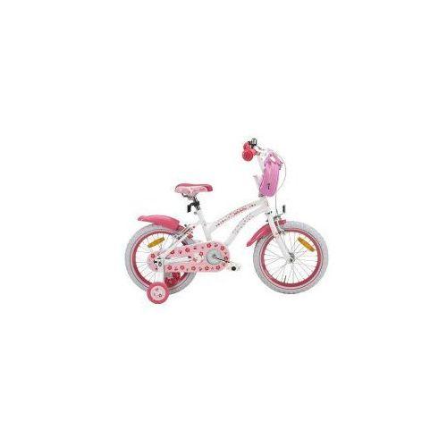 Hello Kitty Cherry White 16, dziecięcy rower