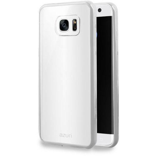 AZURI Etui Samsung S7 edge (AZBUMP2SAG935-WHT) Darmowy odbiór w 20 miastach!