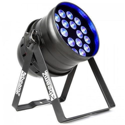 Beamz BPP205 LED Par 64 18 diod LED 15 W 5 w 1 z RGBAW-UV, 151.233