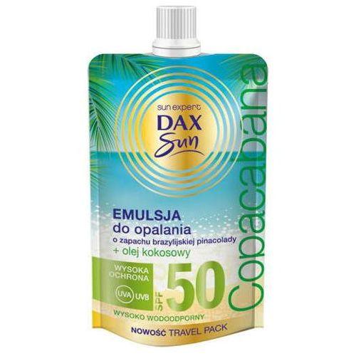 Dax sun emulsja do opalania copacabana spf50 50ml marki Dax cosmetics