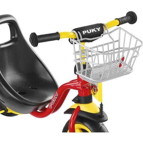 Puky Koszyk  lkdr na kierownicę do rowerków trójkołowych i hulajnogi, kategoria: hulajnogi dla dzieci