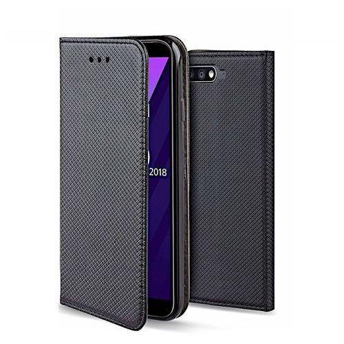 Etui Huawei Y5 2018 Smart czarne