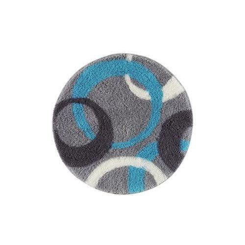 Heine - dywanik niebieski/szary - oferta [055a45772785e54c]
