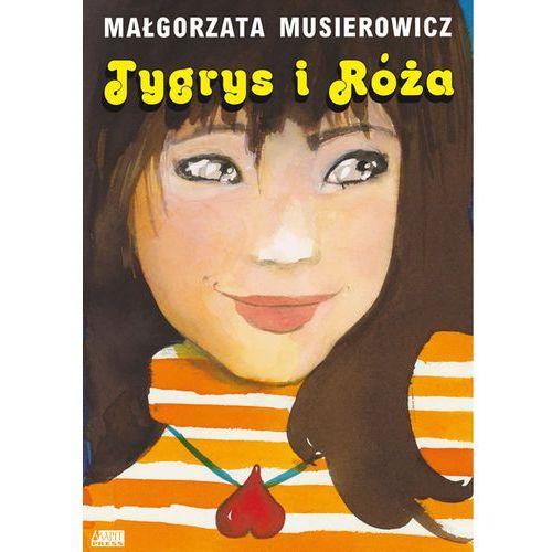 Tygrys i Róża - Dostawa zamówienia do jednej ze 170 księgarni Matras za DARMO, Akapit Press