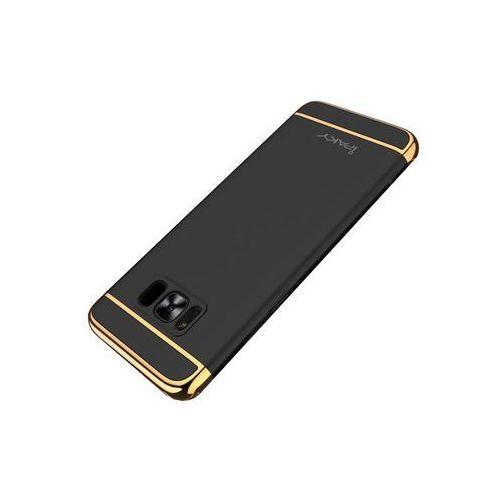 Etui iPaky case 3w1 Samsung Galaxy S8 czarne - Czarny, kolor Czarny