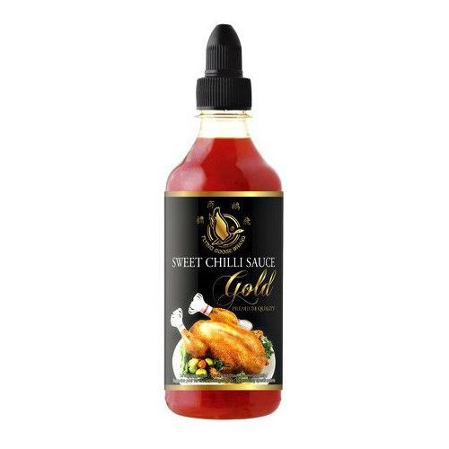 Słodki sos chili Gold do kurczaka, pikantny 455ml - Flying Goose