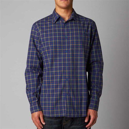 koszule FOX - Toby Purple (053) rozmiar: 2X - sprawdź w Snowbitch