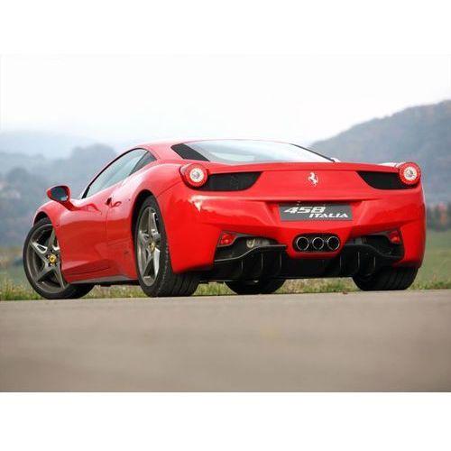 Jazda Ferrari Italia