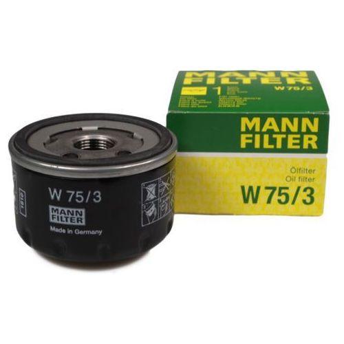 Mann filter Filtr oleju mann w75/3