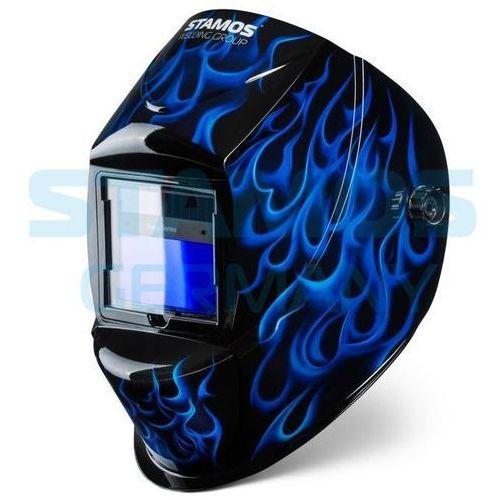 Automatyczna maska spawalnicza sub zero od producenta Stamos germany