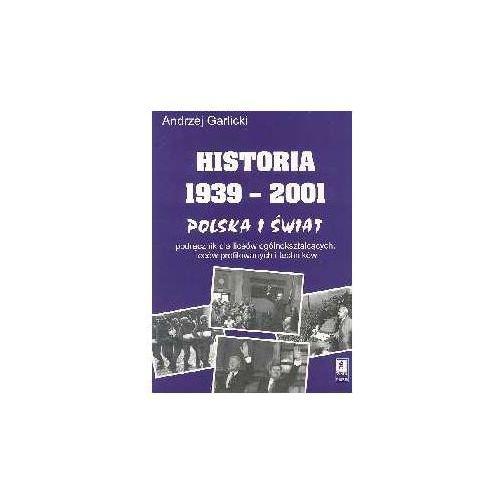 Historia 1939-2001 Polska i świat, Scholar