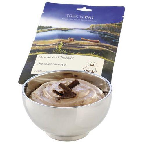 Trek'n eat mousse au chocolat żywność kempingowa niebieski posiłki wegetariańskie