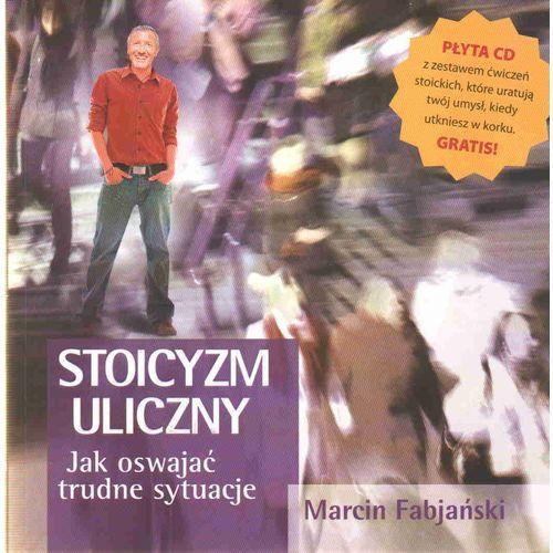 Stoicyzm uliczny z płytą CD, Marcin Fabjański