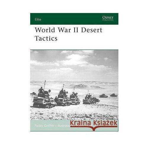 World War II Desert Tactics (E.#162), oprawa miękka