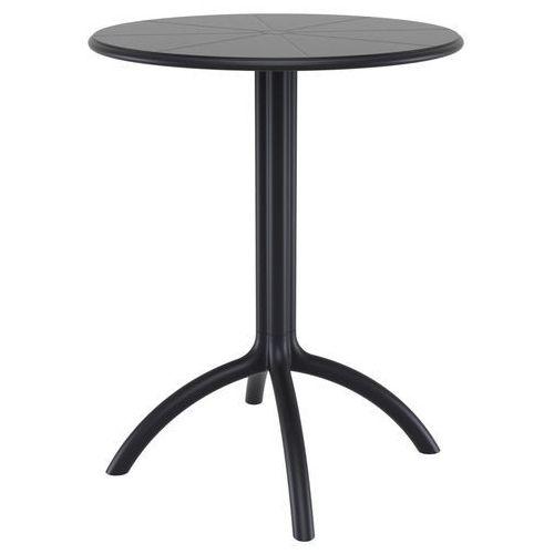 Okrągły stół kawiarniany na jednej nodze Octopus S60