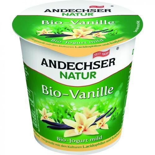 Andechser Jogurt waniliowy 3,7% tł. bio 150 g